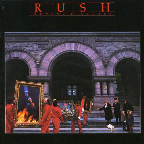 Rush-Moving Pictures (remastered)