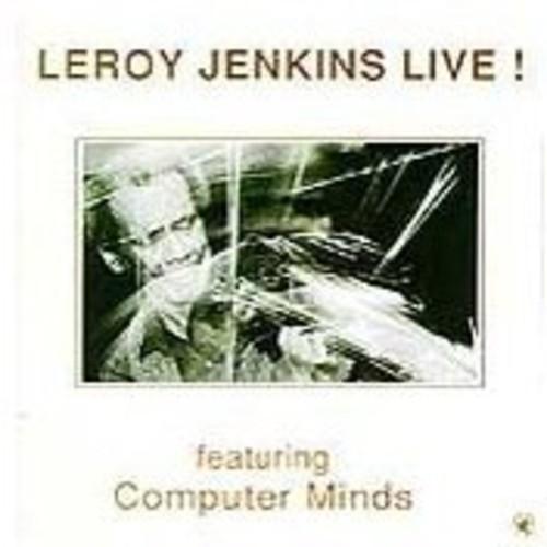 Leroy Jenkins Live [Import]