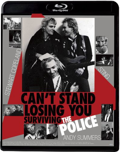Can't Stand Losing You [Import]