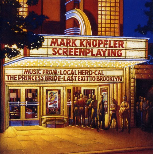 Mark Knopfler - Screenplaying [Import]