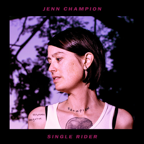 Jenn Champion - Single Rider [LP]