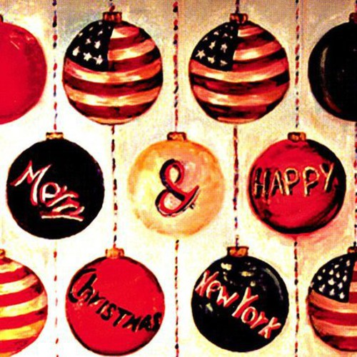 Merry Christmas & Happy New York