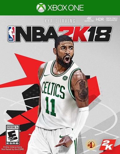 - NBA 2K18 for Xbox One