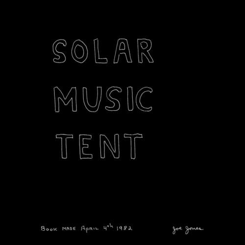 Solar Music Tent
