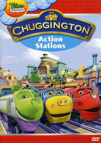 Chuggington: Action Stations [Import]