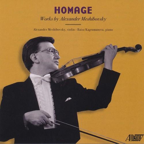 Homage: Works by Alexander Meshibovsky