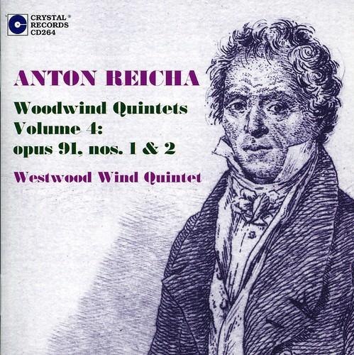 Westwood Quintets 4 Op 91 Nos 1 & 2