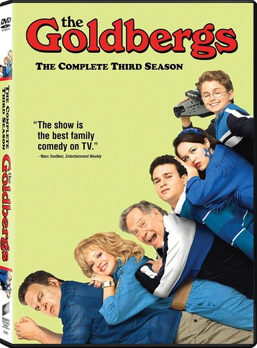 The Goldbergs: The Complete Third Season