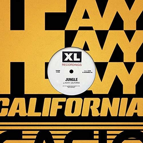 Jungle - Heavy California [Vinyl Single]