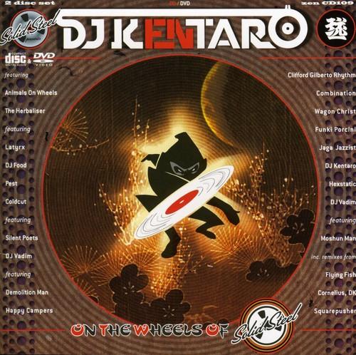 Dj Kentaro - On the Wheels of Solid Steel
