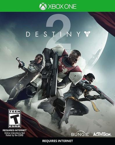 Xb1 Destiny 2 - Destiny 2