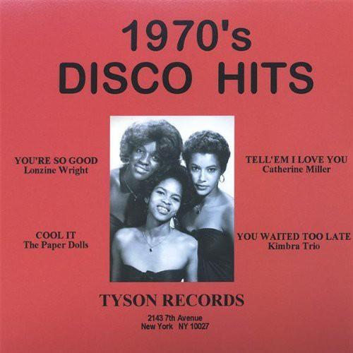 1970 's Disco Hits