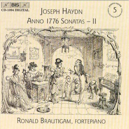 Piano Sonatas 5 (Anno 1776 Sonatas II)