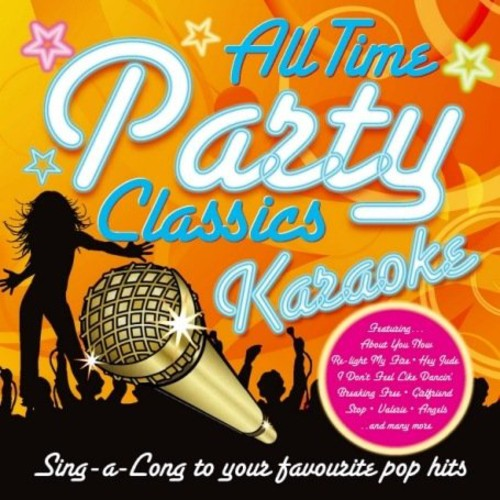 All Time Party Classics Karaoke