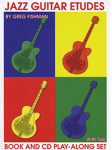 Jazz Guitar Etudes