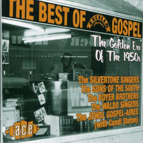 B.o. Excello Gospel /  Various [Import]
