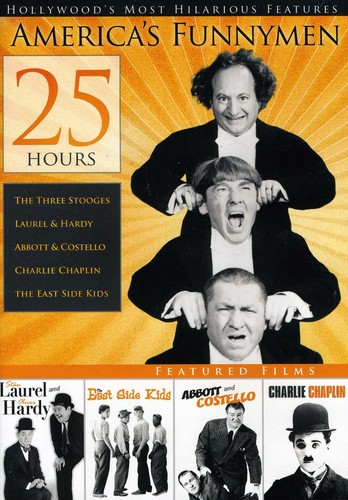 25 Hours of America's Funnymen: Volume 1