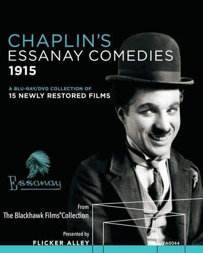 Chaplin's Essanay Comedies 1915