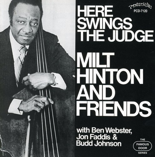Milt Hinton And Friends - Here Swings the Judge