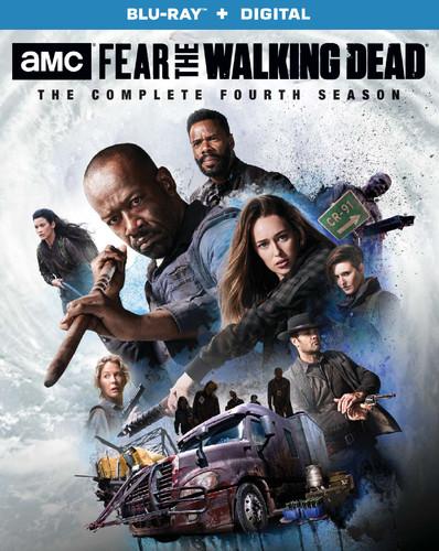 Fear The Walking Dead [TV Series] - Fear The Walking Dead: The Complete Fourth Season