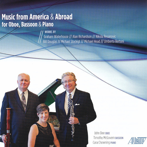 Music from America & Abroad for Oboe Bassoon