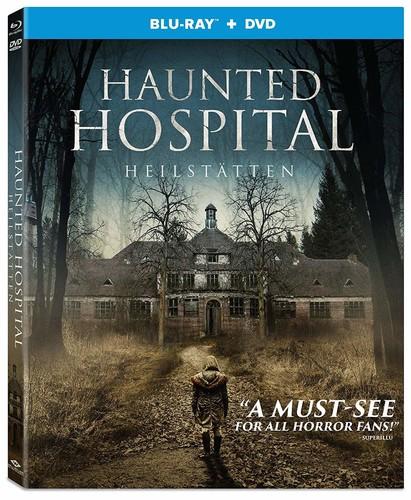 - Haunted Hospital: Heilstatten