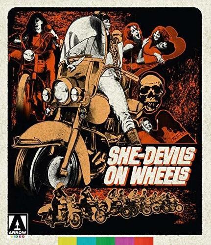 - She-Devils On Wheels