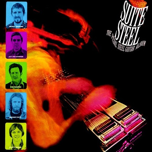 Suite Steel - Pedal Steel Guitar Album
