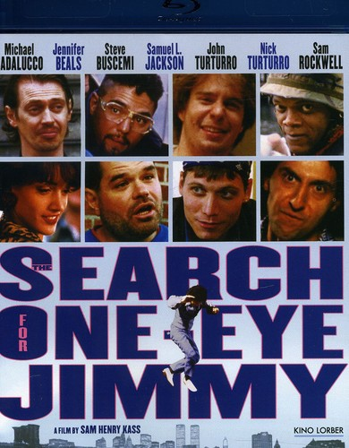 Search For One-Eye Jimmy - Search For One-Eye Jimmy