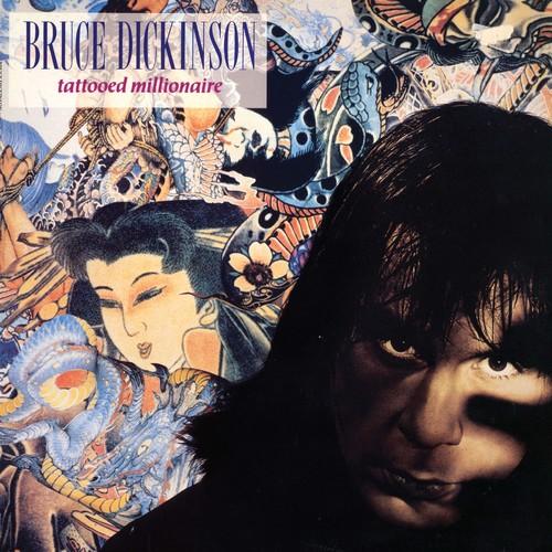 Bruce Dickinson - Tattooed Millionaire [LP]
