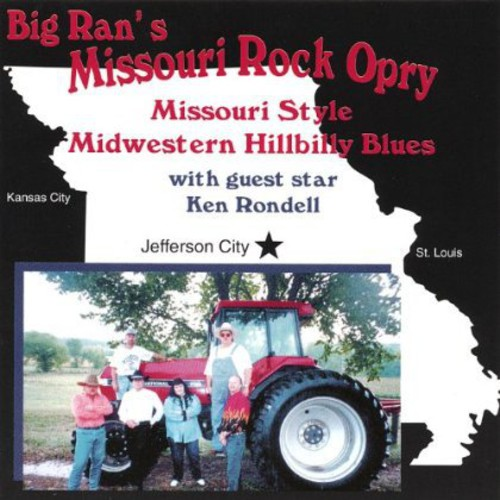 Missouri Style Midwestern Hillbilly Blues