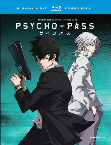 Psycho-Pass: Season One Part Two