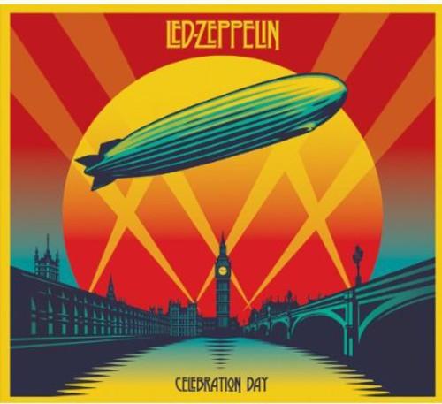 Led Zeppelin - Celebration Day [JPN Import w/DVD]