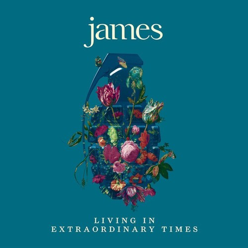 James - Living In Extraordinary Times [2LP]