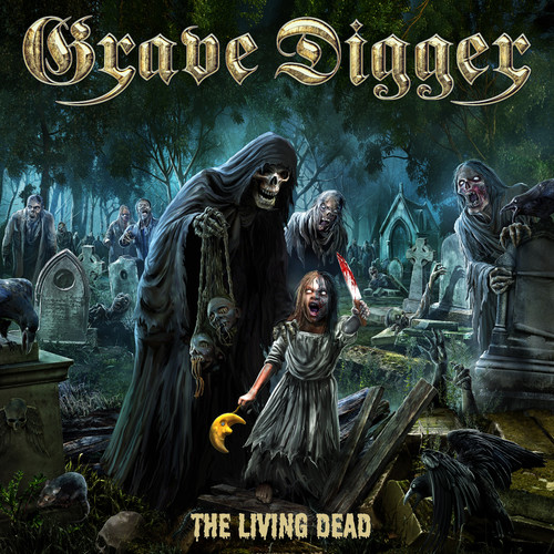 Grave Digger - The Living Dead [LP]