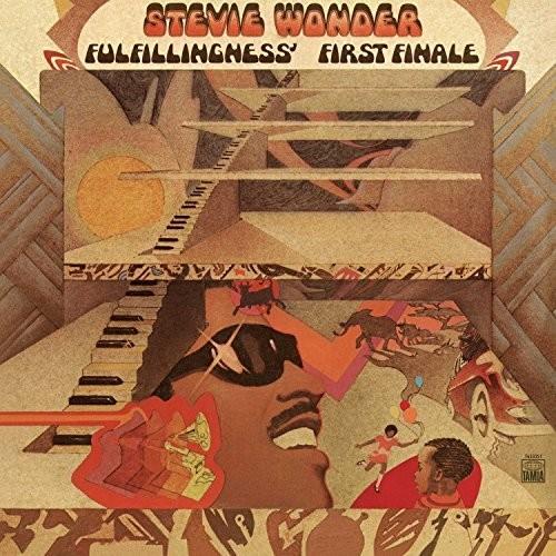 Stevie Wonder - Fulfillingness First Finale [Vinyl]