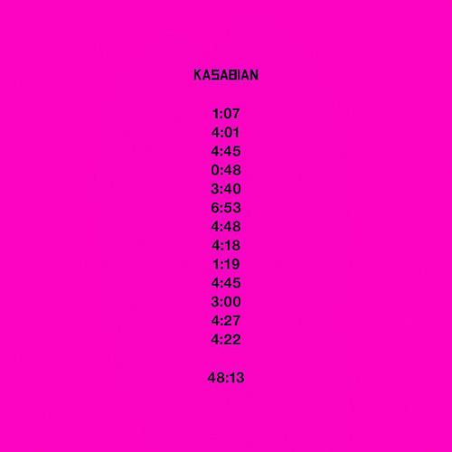 Kasabian - 48:13 [Vinyl]