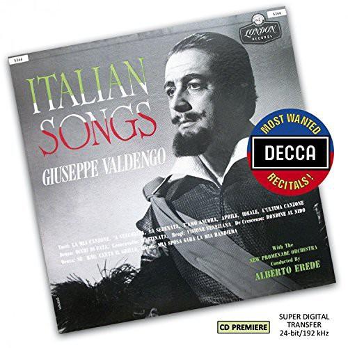 Most Wanted Recitals: Giuseppe Valdengo - Italian