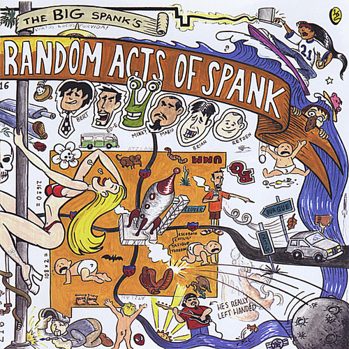 Random Acts of Spank
