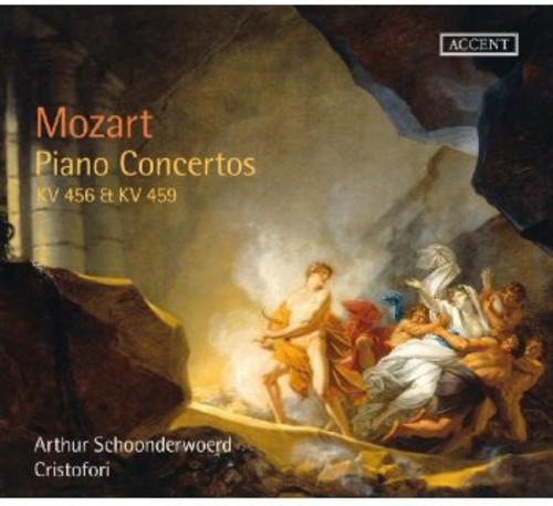 Piano Concertos 2 KV 456 & KV 459