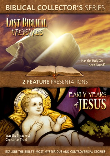 Biblical Collector's Series: Lost Biblical Treasures /  Early Years of Jesus
