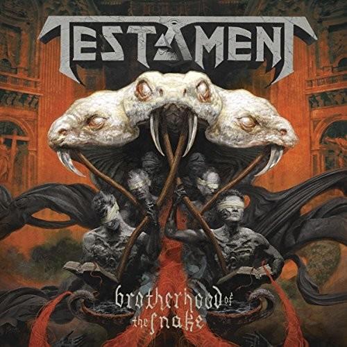 Testament - Brotherhood Of The Snake [Import]