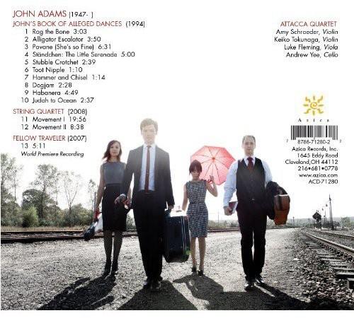 Fellow Traveler: Complete String Quartet Works