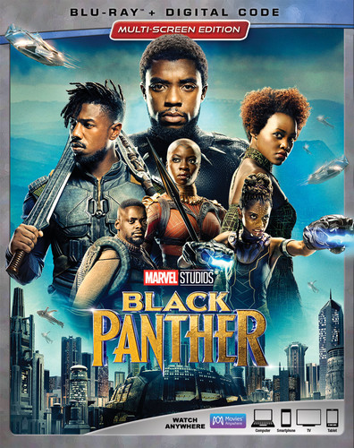 Black Panther [Movie] - Black Panther