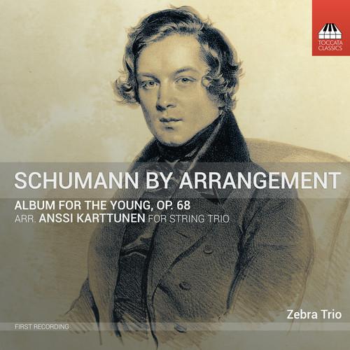 Zebra Trio - Album For The Young 68