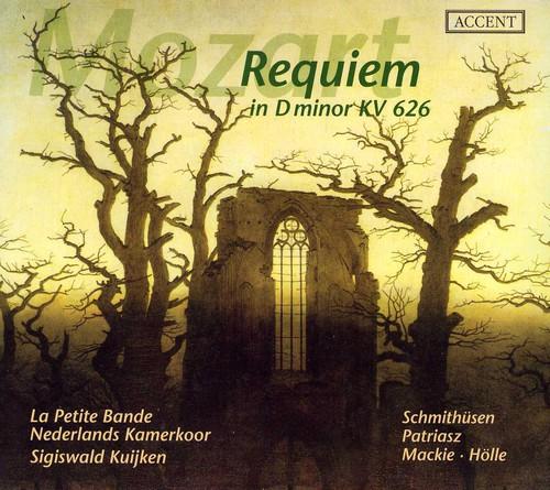 Requiem in D K.626