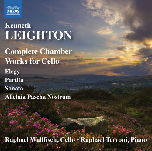 RAPHAEL WALLFISCH - Complete Chamber Works For Cello