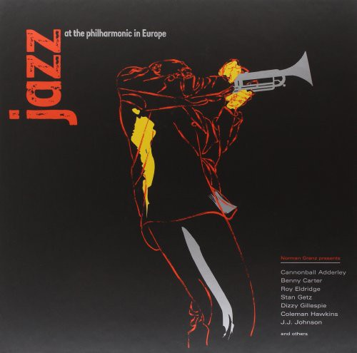 Jazz at the Philharmonic in Europe /  Various
