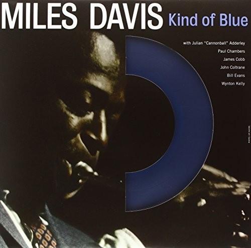 Kind Of Blue (Blue Vinyl) [Import]
