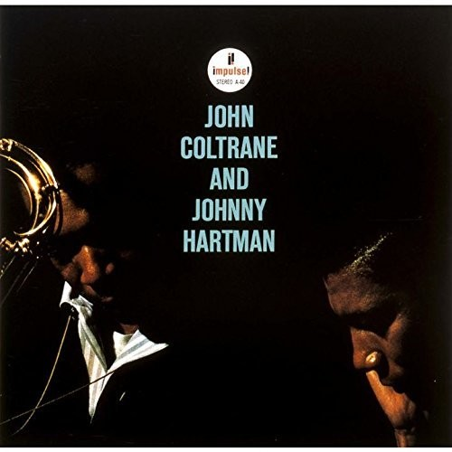 John Coltrane - John Coltrane & Johnny Hartman [Import]